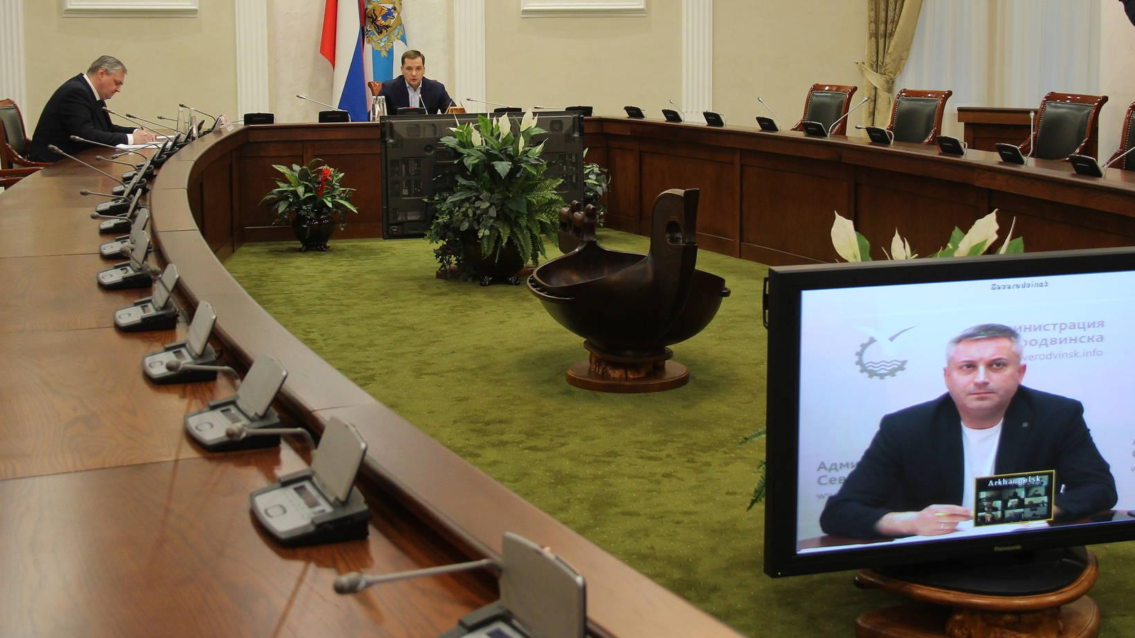 Фото пресс-службы регионального правительства.